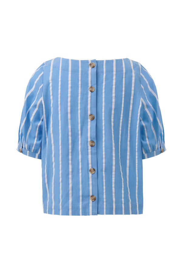 Emily and Fin Ava Top Seaspray Stripe PRE-ORDER