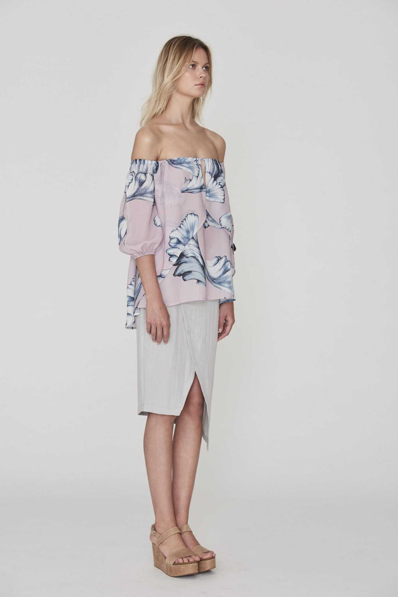 Cooper St How Do I Do Top Floral Print - Talis Collection