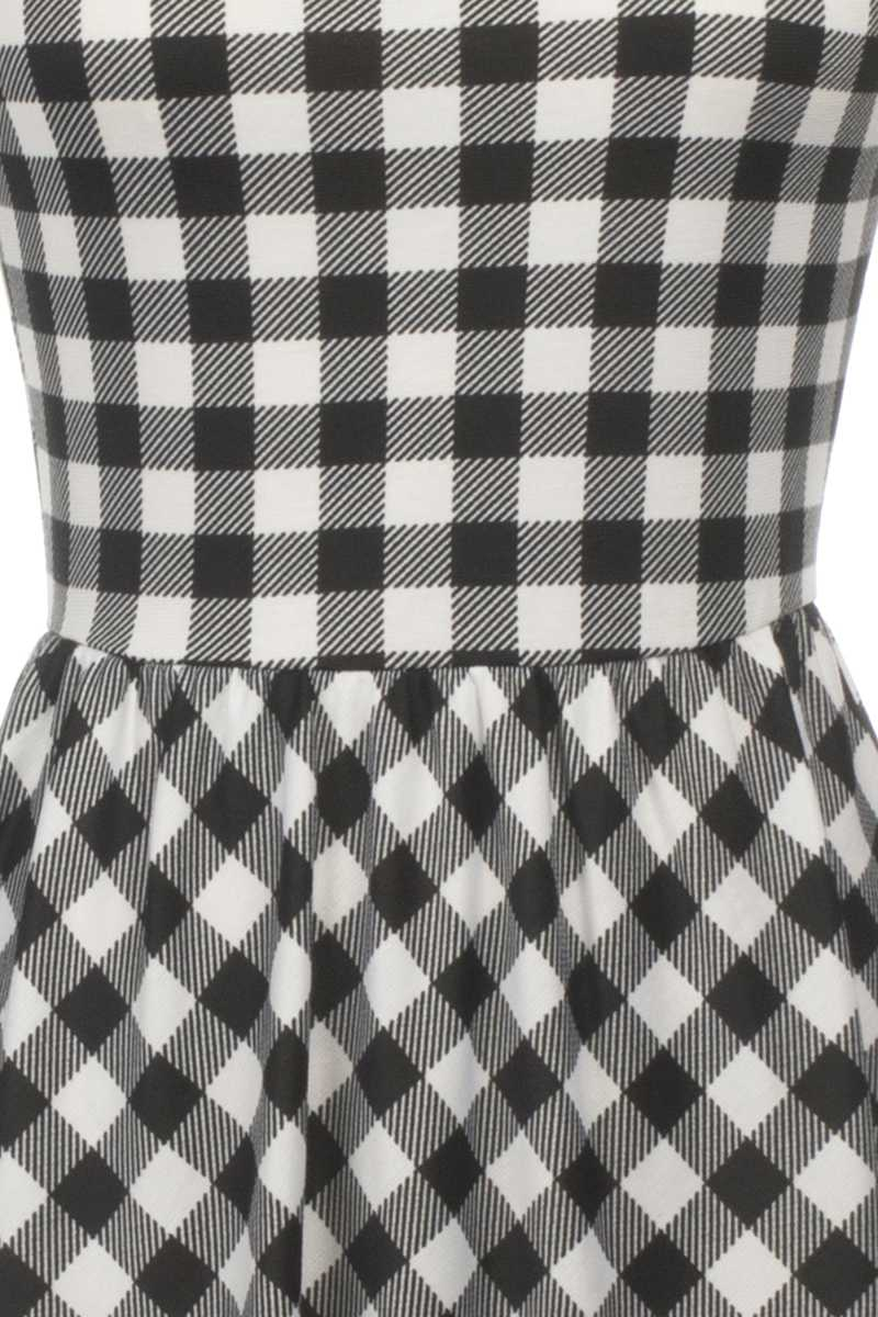 Lara Check Dress