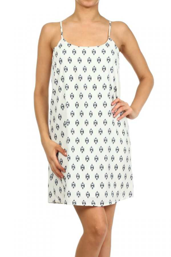 Everly Ellie Tribal Dress - Talis Collection