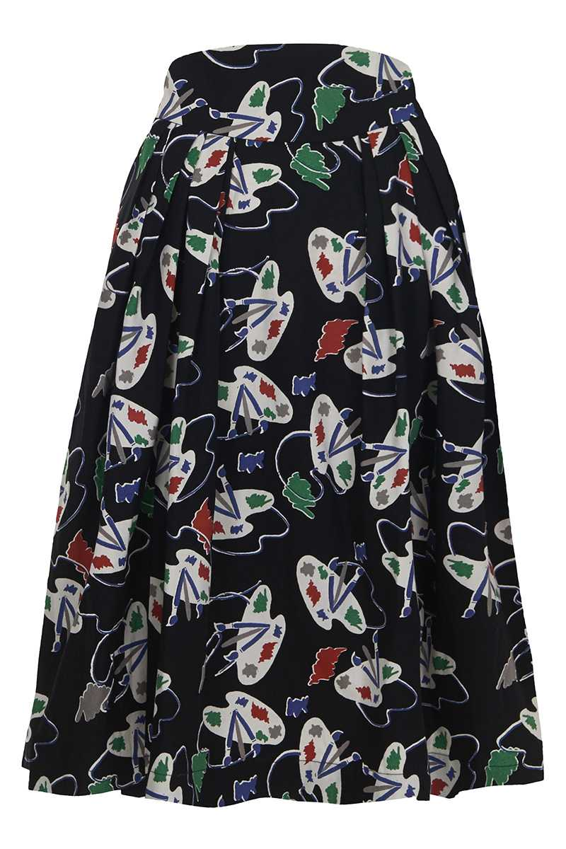 Emily and Fin Painters Palette Florence Skirt - Talis Collection