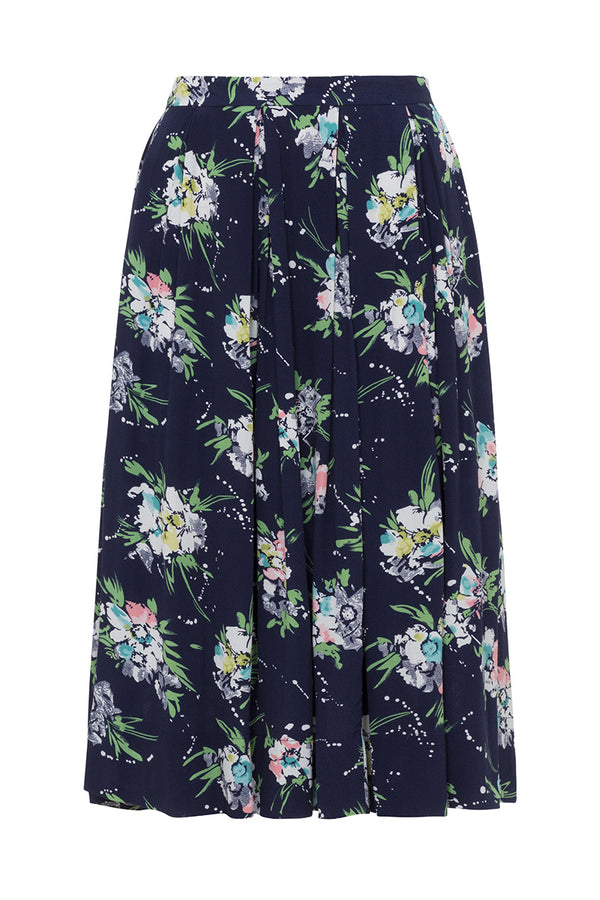 Emily and Fin Annie Skirt Parisian Wild Floral - Talis Collection