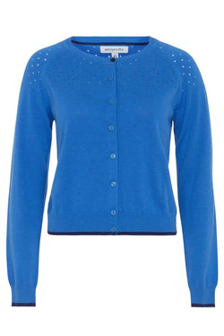 Emily and Fin Klara Longsleeve Cardigan Blue - Talis Collection