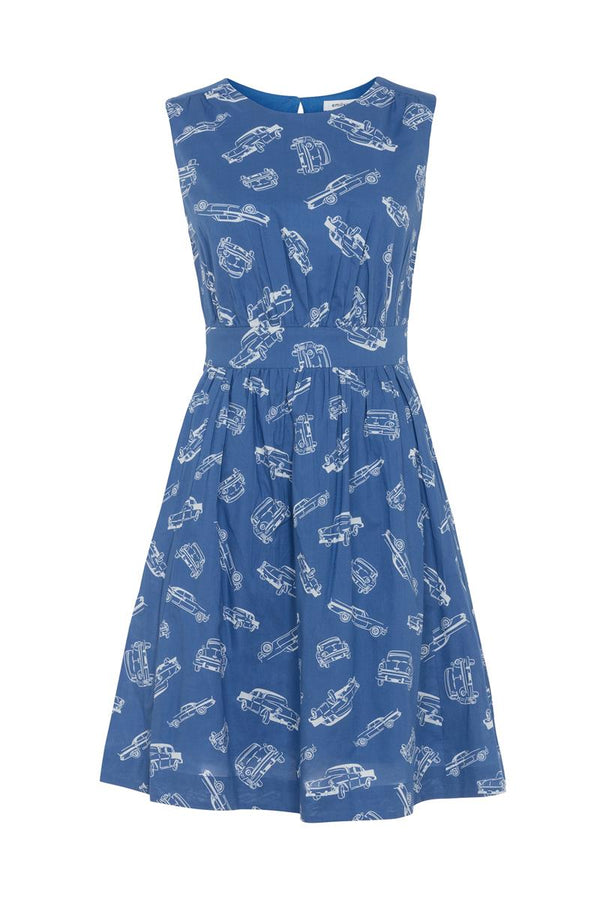 Emily and Fin Lucy Dress Cuban Classic Drive Size M - Talis Collection