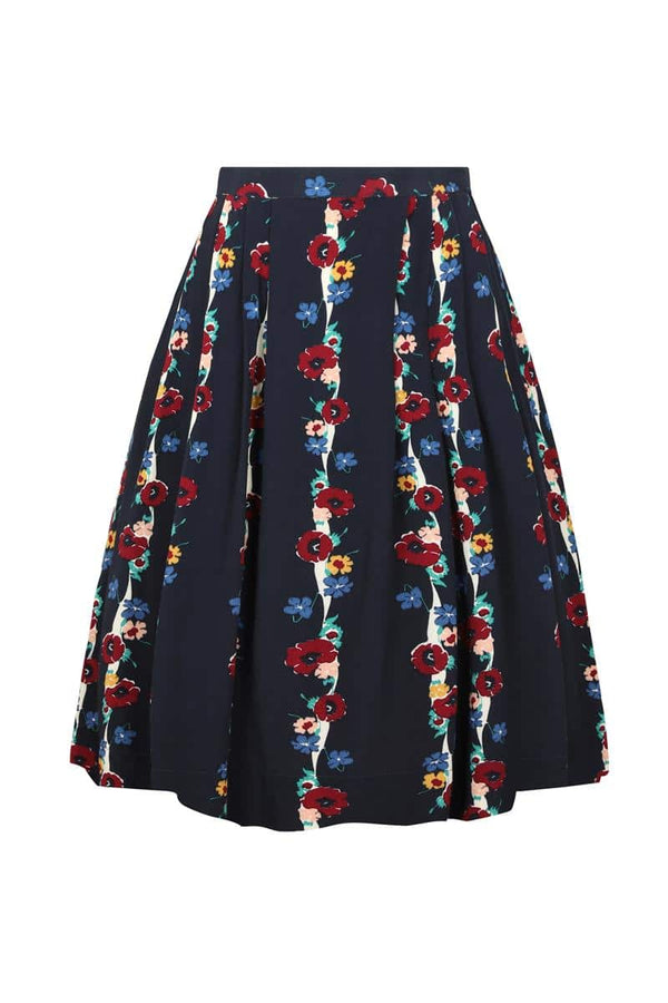 Emily and Fin Faye Skirt Autumn Blooms - Talis Collection