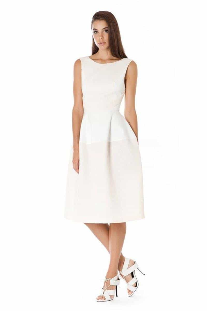 Elliatt Perception Low Back Midi Dress - Talis Collection
