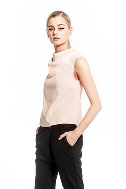 Elliatt Encounter High Neck Vest Top - Talis Collection