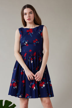 Emily and Fin Abigail Dress Spring Florets