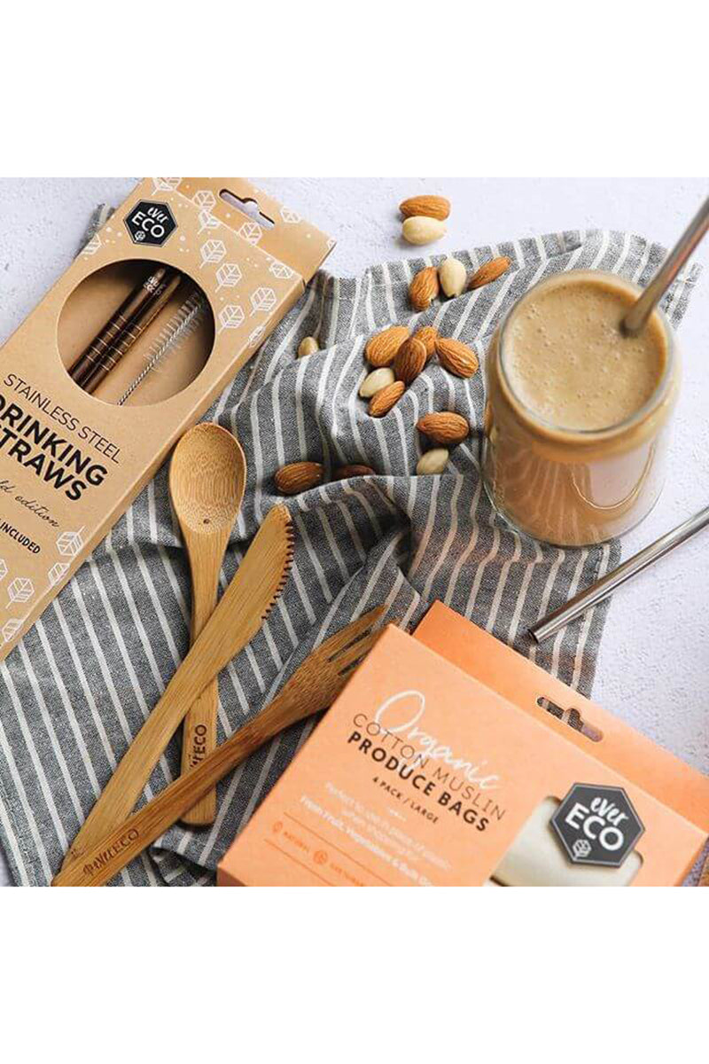 Ever Eco Bamboo Cutlery Set - Talis Collection