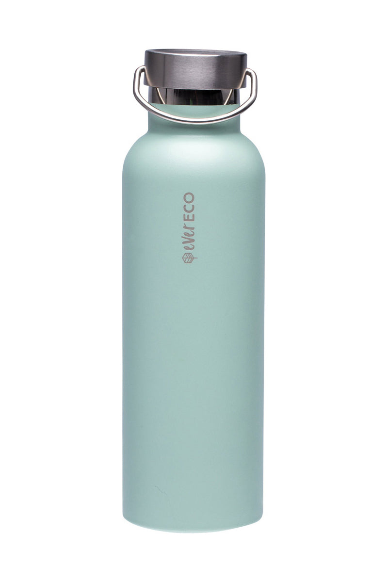 Ever Eco Insulated Drink Bottle Sage 750ml - Talis Collection