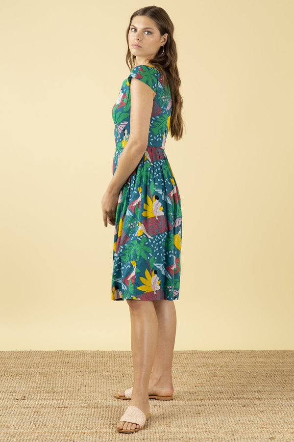 Emily and Fin Claudia Dress Riviera Poolside PRE-ORDER