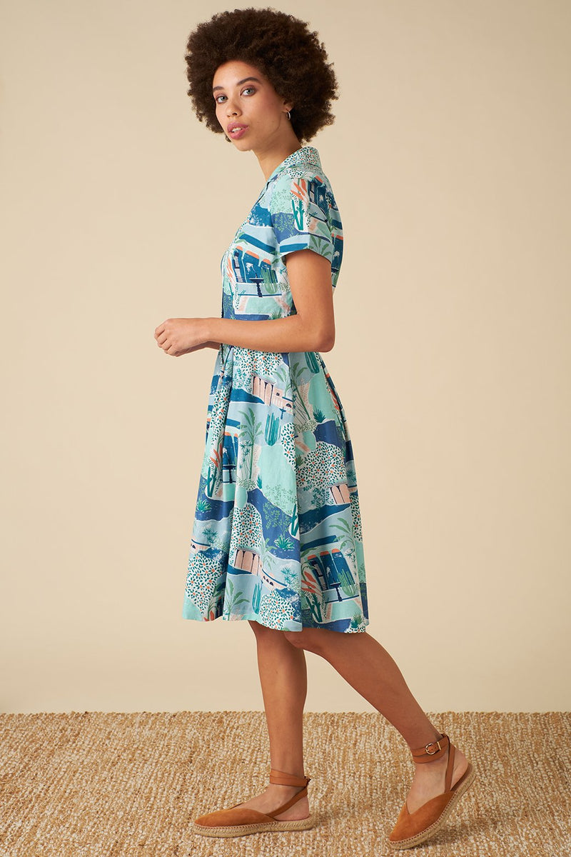 Emily and Fin Kate Shirt Dress Le Maroc PRE-ORDER