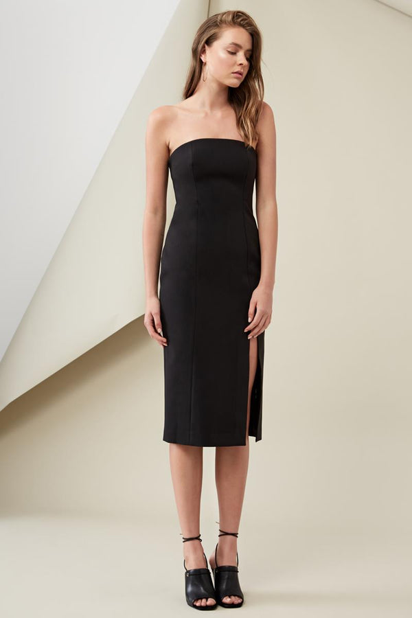 Finders Lucie Dress Black