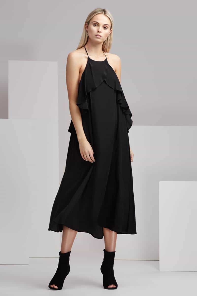 Finders Mateo Midi Dress