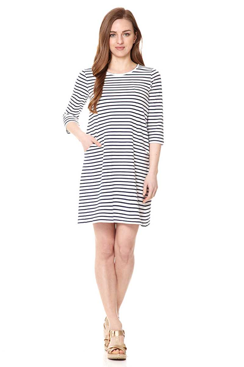 Fever London Brittany Trapeze Dress