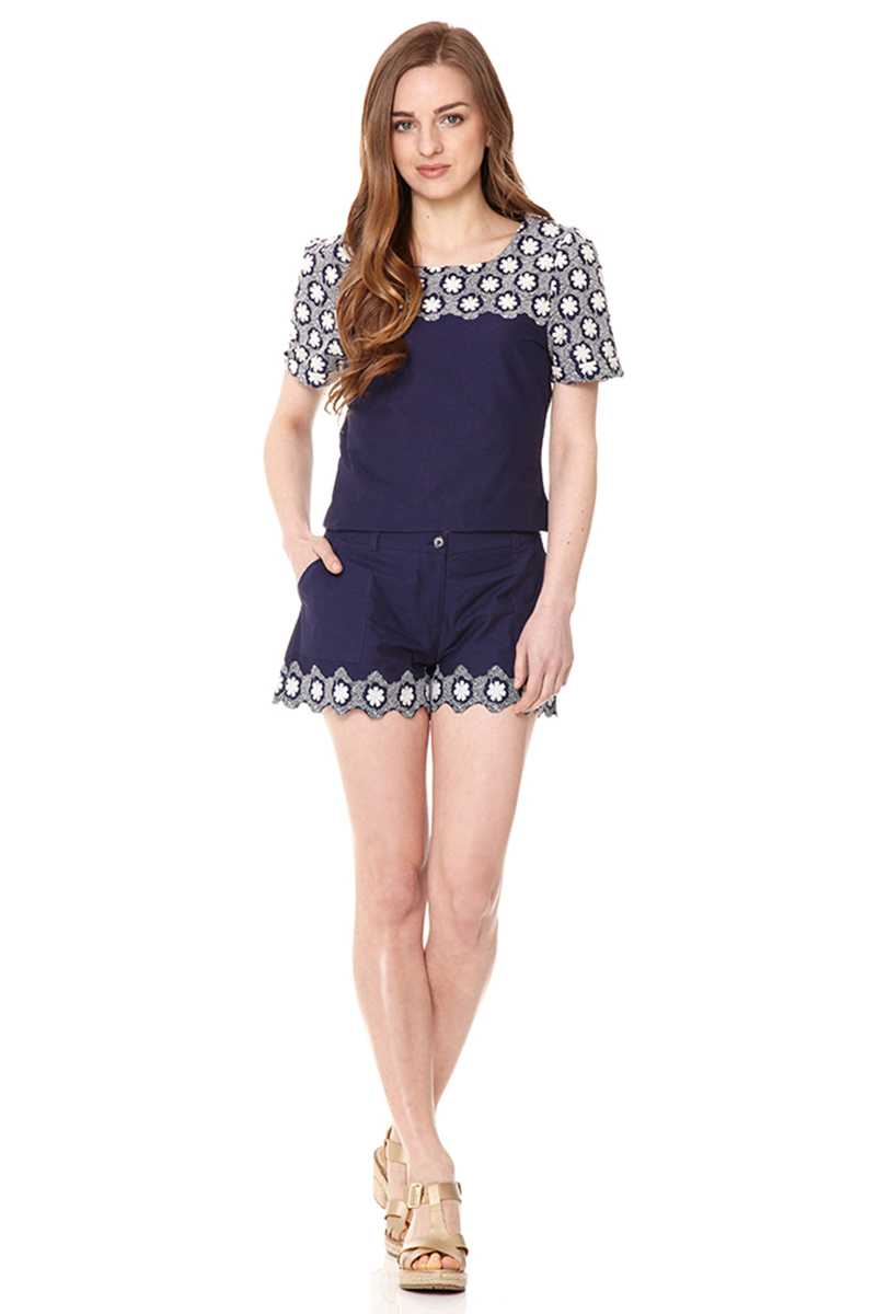 Fever London Bellis Shorts