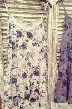 Laney Floral Print Dress
