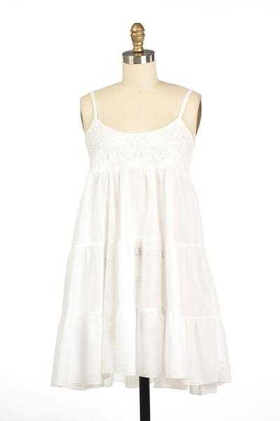 Rachelle Babydoll Dress