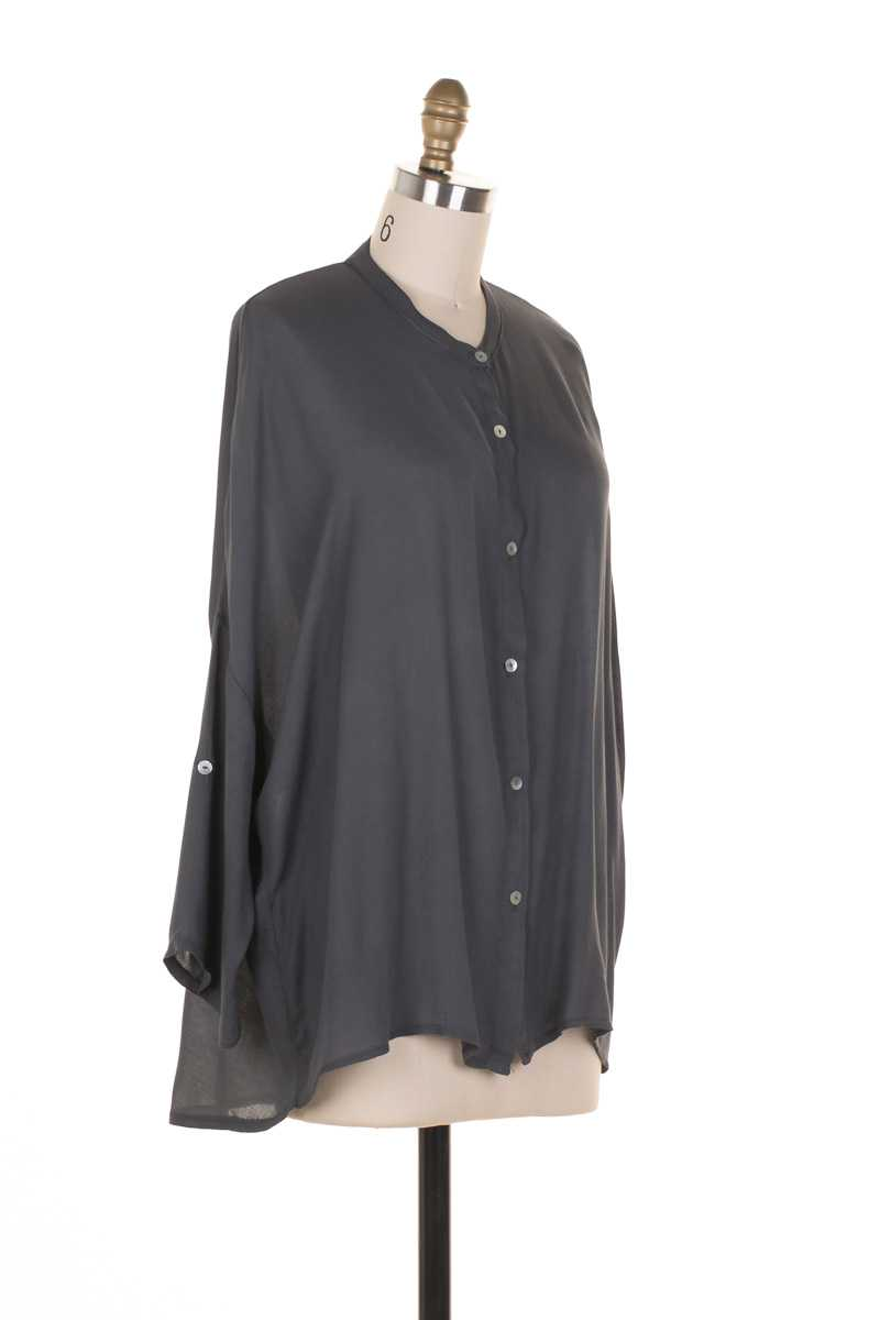 Manola Oversized Shirt Blouse