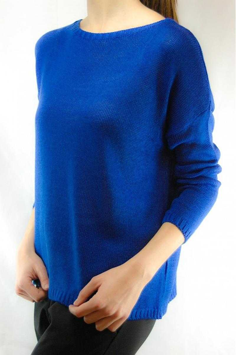 Knitted Top Ink