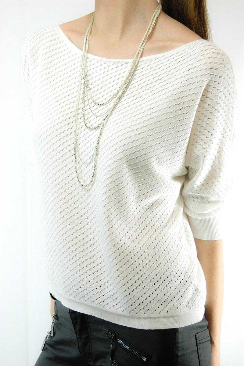 Perfo Top White