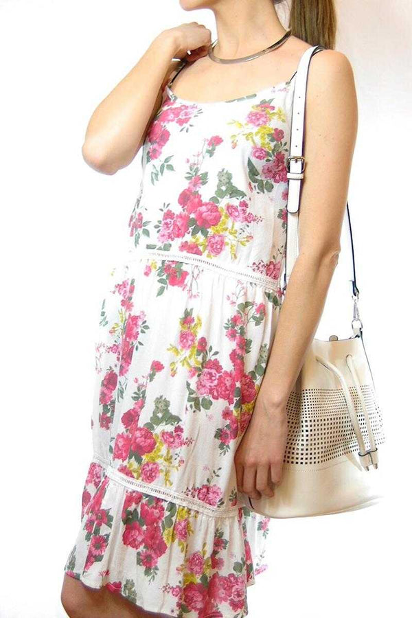 Adora Floral Print Dress - Talis Collection