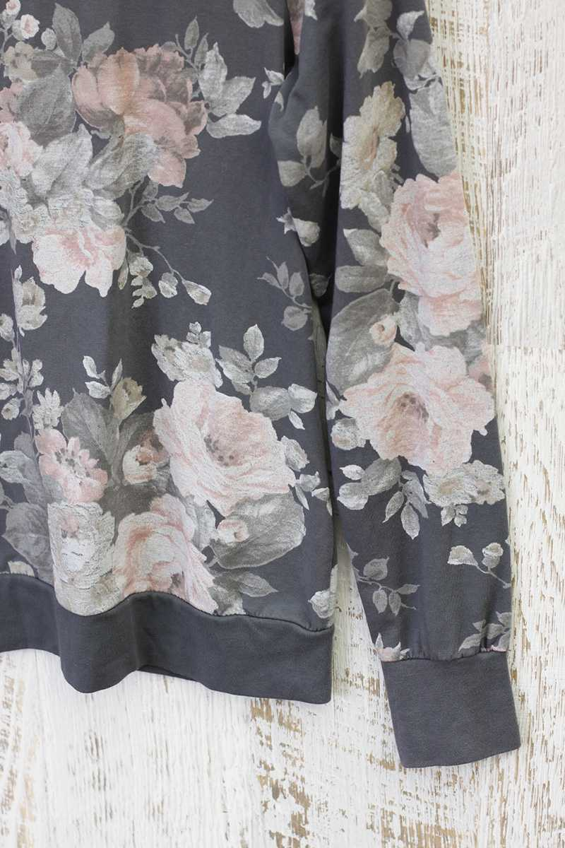 Leira Floral Print Sweater