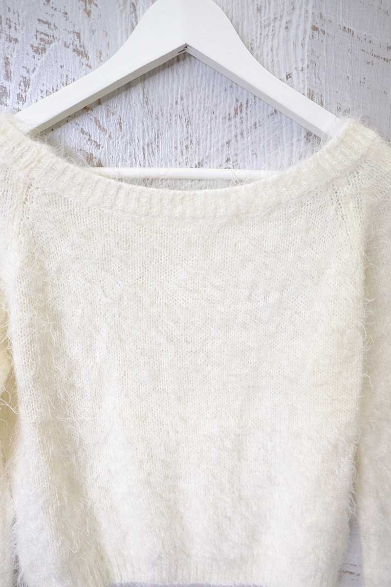 Vega Fury Wool Top