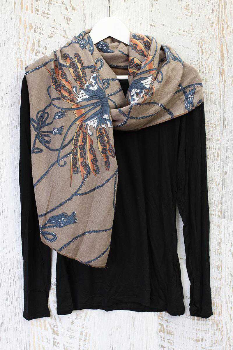 Daniela Lightweight Scarf - Talis Collection