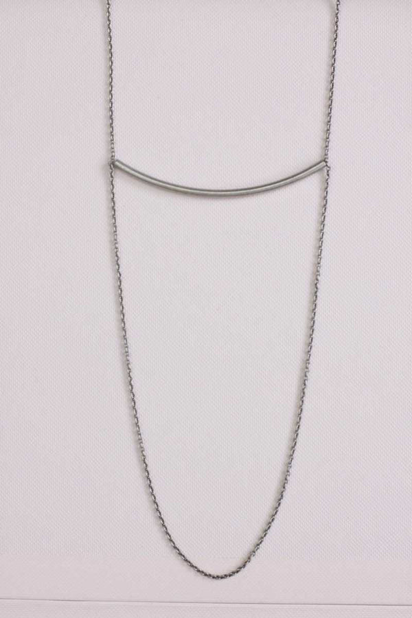 Arlet Clean Bar Necklace - Talis Collection