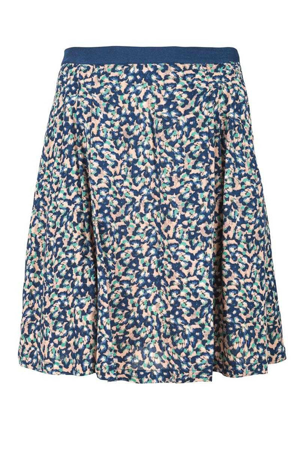 Indi and Cold Painters Print Skirt