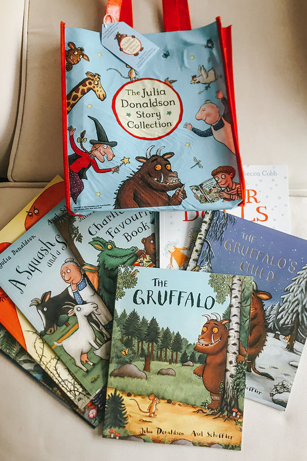 Julia Donaldson 10 Book Collection