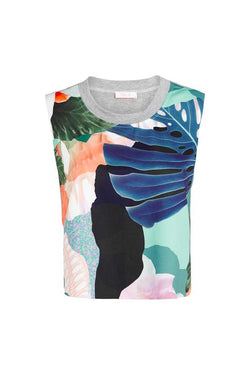 ISLA Miami Vice Crop Top