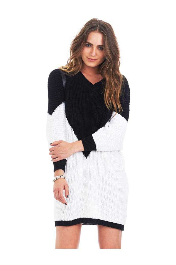 ISLA Downtime Knit Dress