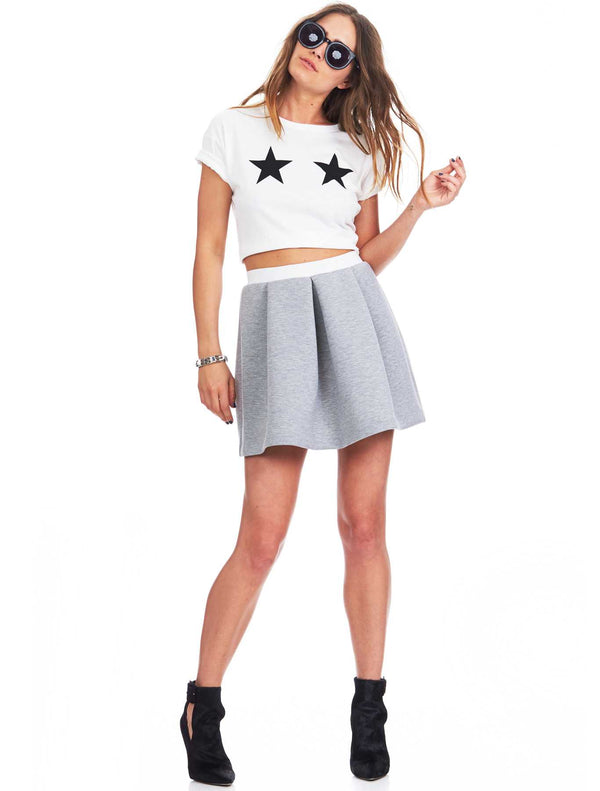 ISLA Star Strip Tee