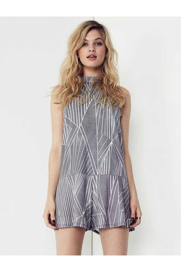 ISLA Chrysler Playsuit