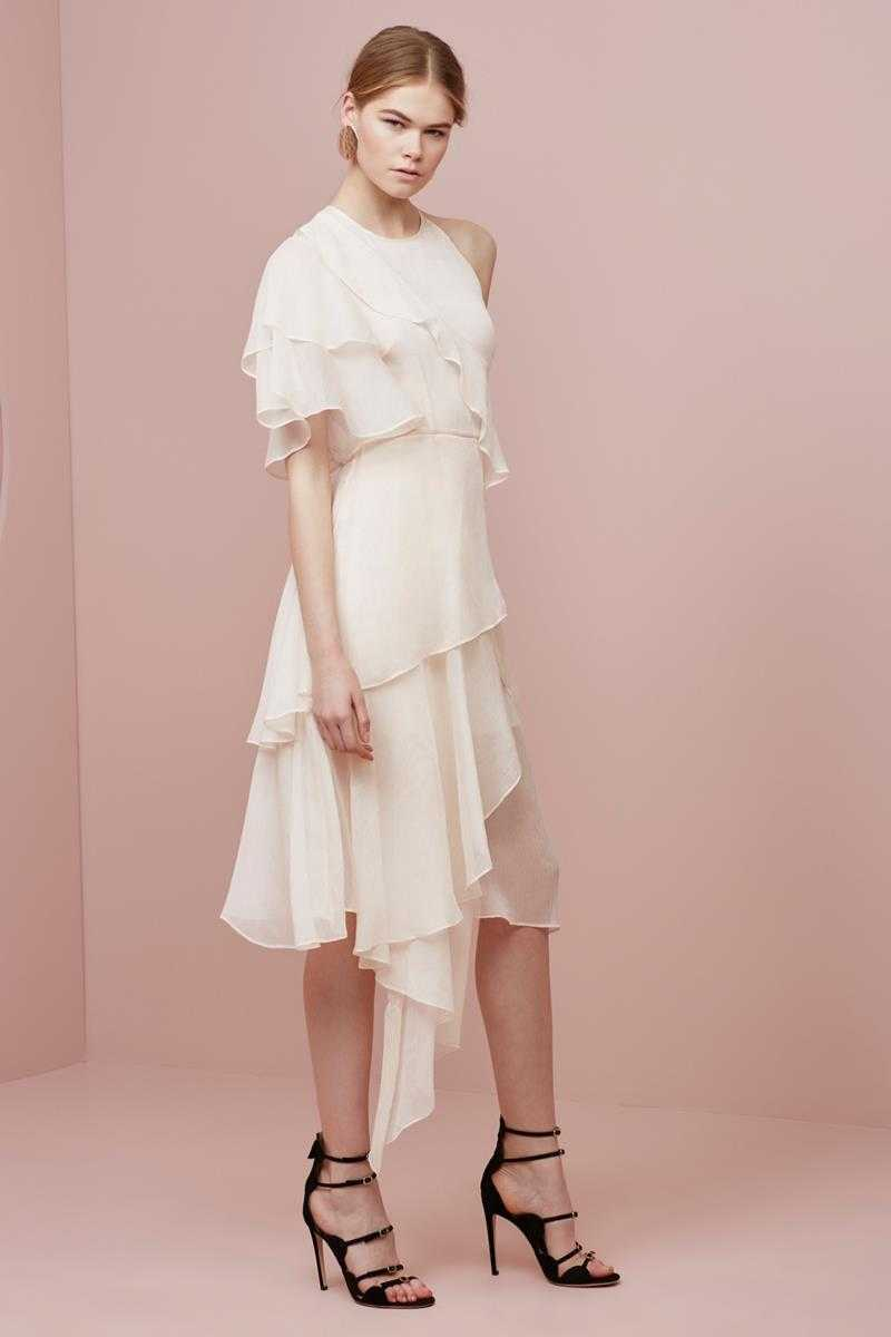 Keepsake Say You Will Midi Dress Sand
