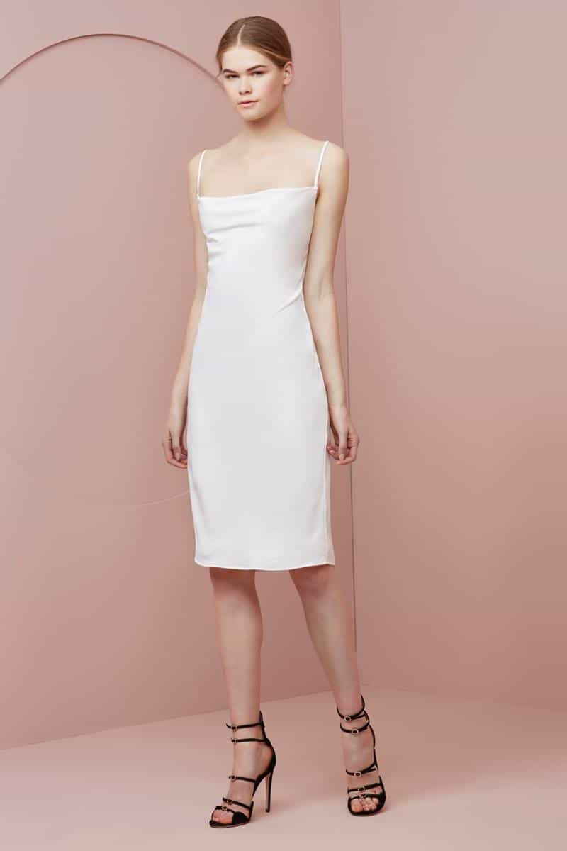 Keepsake Stolen Dance Dress Ivory