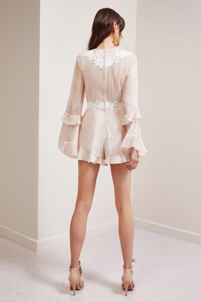Keepsake All Mine Playsuit Shell