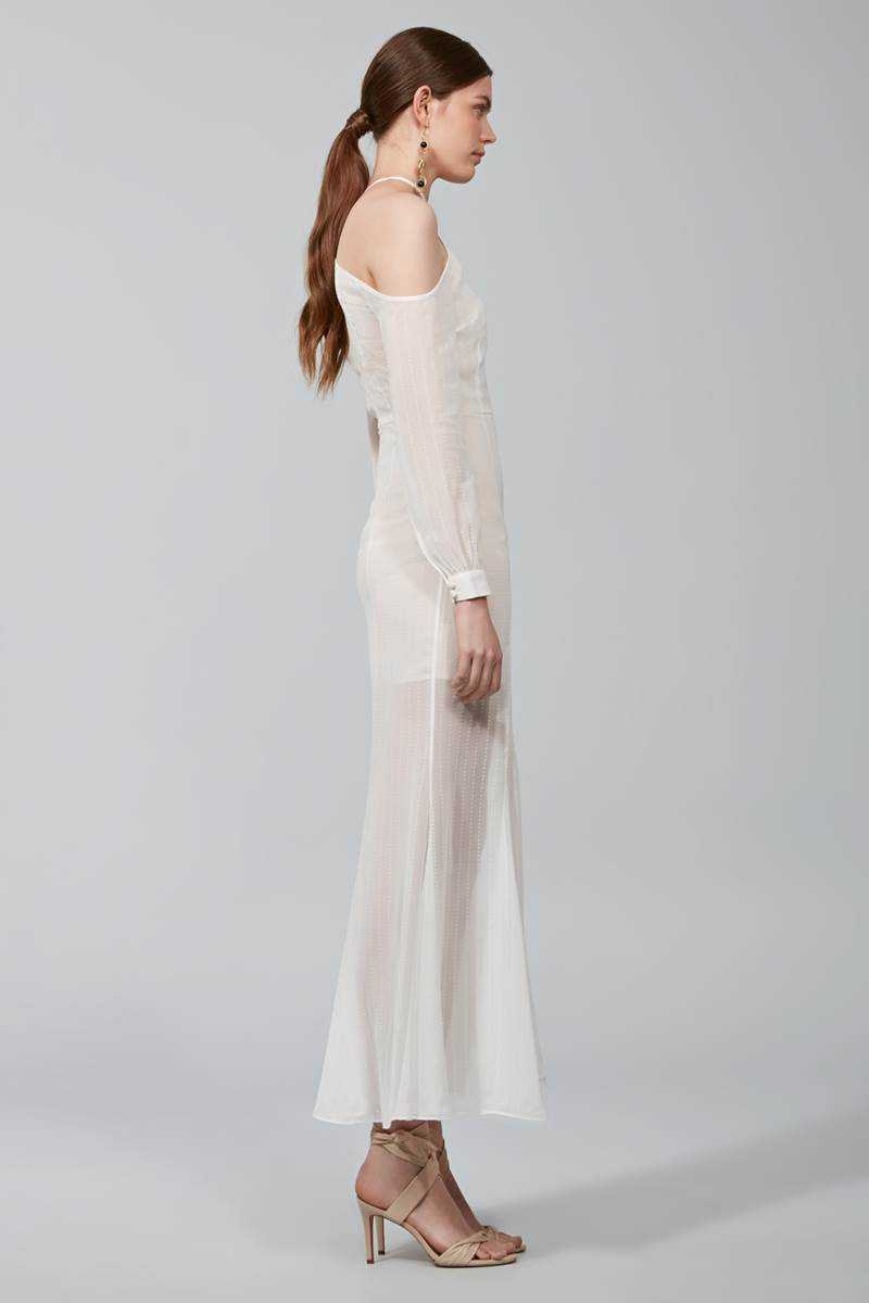 Keepsake Starstruck Maxi Dress Ivory