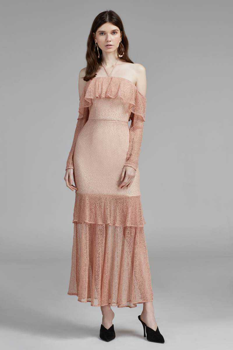 Keepsake Wide Awake Gown Blush