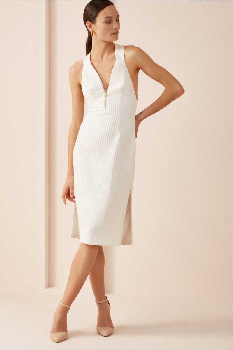 Keepsake Chicago Dress Ivory