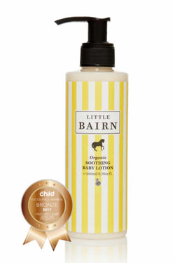 Little Bairn Organic Soothing Baby Lotion 200ml (Pre-order)