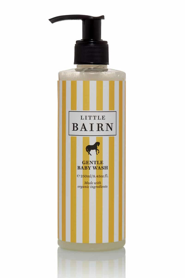 Little Bairn Organic Gentle Baby Wash 250ml