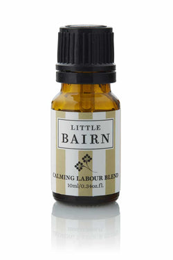 Little Bairn Organic Calming Labour Blend 10ml