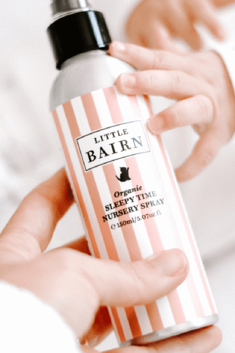 Little Bairn Organic Sleepy Time Nursery Spray