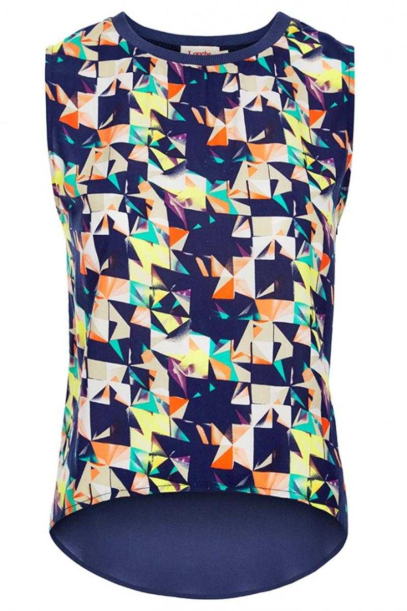 Louche Carly Vest Top