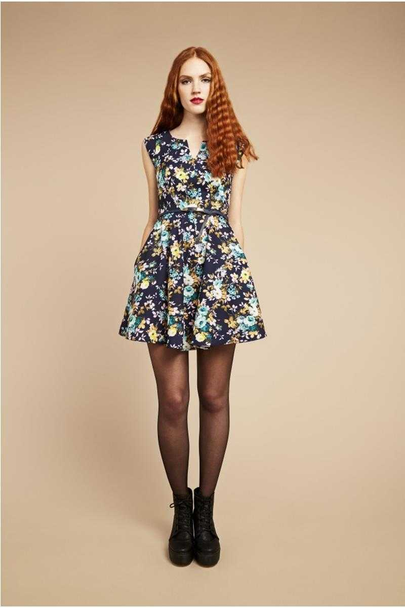 Louche Gael Flower Dress