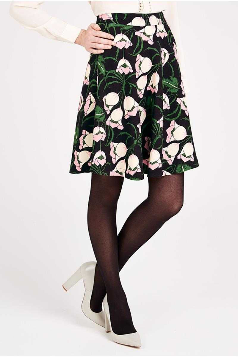 Louche Billie Sue Flower Skirt