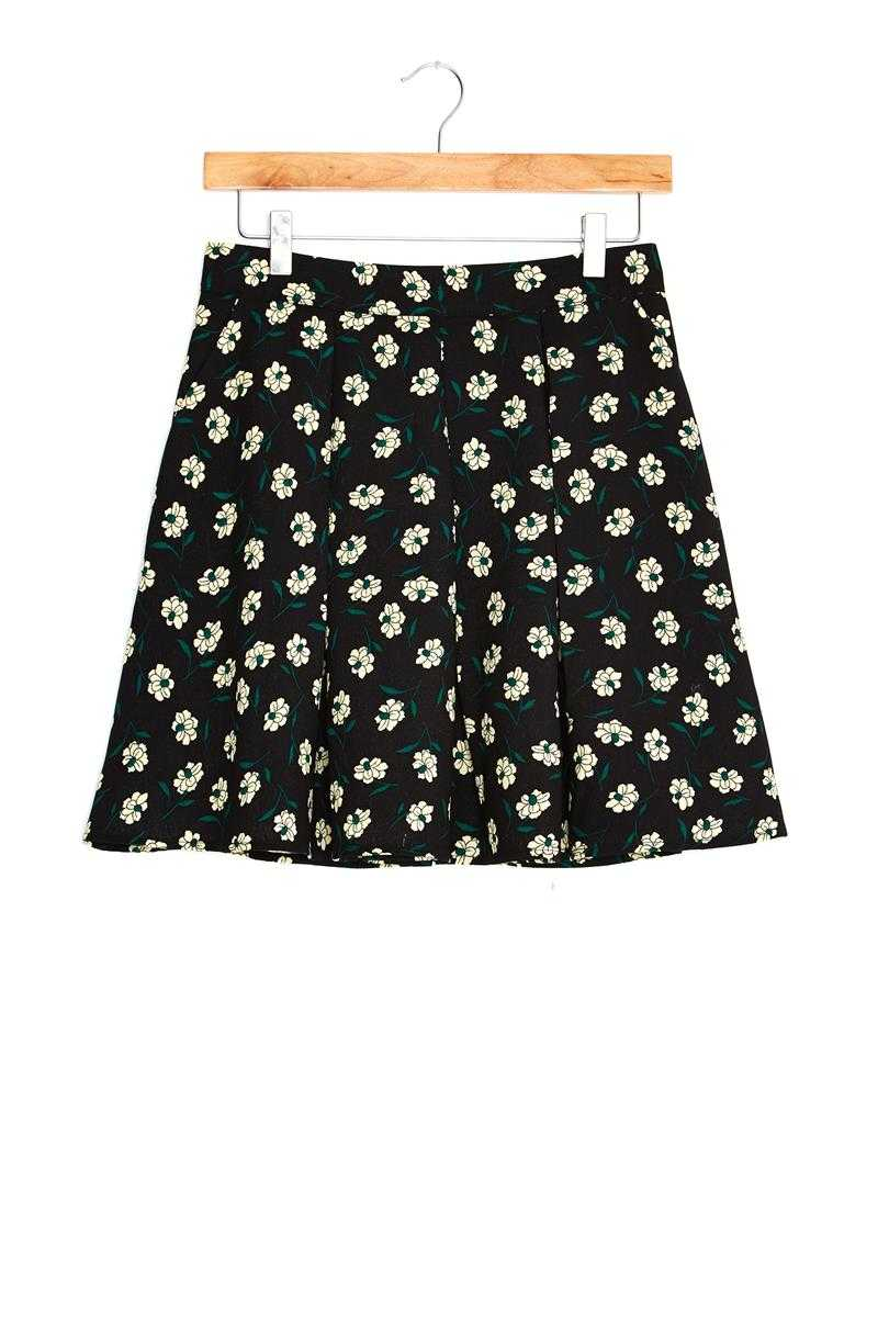 Louche London Favna Chassie Floral Skirt